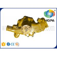 6209-61-1100 6206-61-1103 Water Pump Assy  for S6D95 Spare Parts Cooling System Auto PC200-6 Manufactures