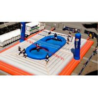 Inflatable water sport inflatable volleyball court inflatable volleyball field Manufactures