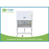 Stainless Steel Class II A2 Biological Safety Cabinet Biosafety Hood 700 W Manufactures