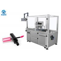 Four Nozzles Cosmetic Bottle Servo Capping Machine with Clamp Lock Manufactures