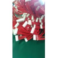 Quality Red UL1569 Terminal Wiring Harness Adhesive / Dispense Waterproof Cable for sale