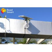 Stainless Steel Residential Solar Street Lights IP65 With Bridgelux LED Chip Manufactures