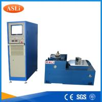 Vertical / Horizontal Vibration High Frequency Vibration Fatigue Test Machine Manufactures