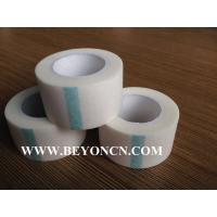 Non Woven Tape Medical Grade Hypoallergenic Adhesive For Holding Hot Cold Packs Manufactures