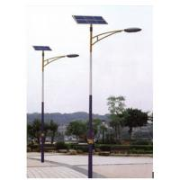 China Vglory / OEM Outside Solar Powered Lights 40W High Stability Pure green on sale