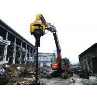 VS250 Construction Mini Integrated Vibratory Hammer Pile Driving Equipment Manufactures