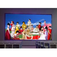 High definition Full Color LED Display P3 1/16 scan video wall for advertising Manufactures