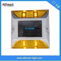Solar road stud ASD-006 solar reflecting marker Manufactures