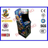 Classic Wonder boy upright arcade machine 19 Inch LCD Screen Credit Buttons Sanwa Joysticks Manufactures