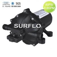 High Pressure Diaphragm water pump 12 24 volt dc for marine RV Agriculture and washer Manufactures