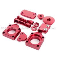 Honda CRF 450X Parts Bling Kit With Ktm Axle Blocks And Tire Valve Caps Manufactures
