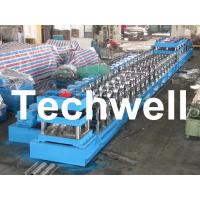 380V, 3 Phase 50Hz Two Wave Guardrail Roll Forming Machine for Highway Guardrail Manufactures