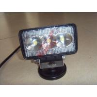 9W 4 Inch IP67 Heavy Duty Work Lights Head Light for Truck / SUV Manufactures