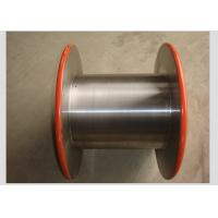 Double Layer Metal Bobbin For Wire Bunching Machine DIN200 To DIN1250 DIN46395 /DIN46397 Standard Manufactures