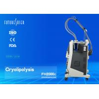 Buy cheap Fat Freezing Cryolipolysis Slimming Machine With 10 Inch Touch Lcd Screen from wholesalers
