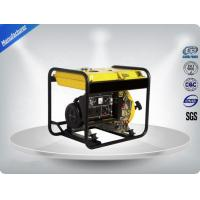 1.8-2.6 Kva Electric Gasoline Generator Set Open Type 50 Hz Frequency For Residential Manufactures