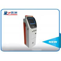 32 inch automatic self ordering kiosk with card reader cash payment Manufactures