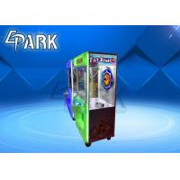 Quality Coin Operated Catch Toys Prize Vending Game Machine Pp Tiger 2 Claw Crane Machine Amusement Machines For Sale for sale