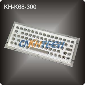Metal Industrial Computer Keyboard Manufactures