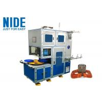 Customized Automatic Coil Winding Machine For Miniature Induction Motors Manufactures