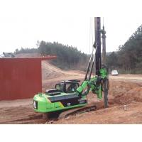 Buy cheap Hydraulic Piling Rig Machine , Foundation Drilling Equipment 72 M / Min Main from wholesalers