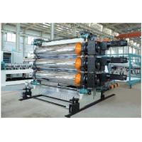 Automatic Plastic Sheet Extrusion Line , Single Screw Extrusion Machine Manufactures