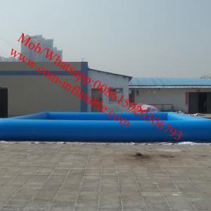 large inflatable swimming pool rectangular inflatable pool inflatable lap pool Manufactures