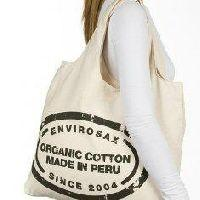 Quality Customized Reusable Womens Cotton Screen Printing Shopping Bags with Handles for sale