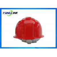 Industrial Construction Site Smart Helmet For Coal Miners Android Operating System Manufactures