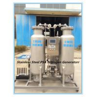 China Stainless Steel Psa Nitrogen Making Machine 1 Kw For Food Manufacturer Plant on sale