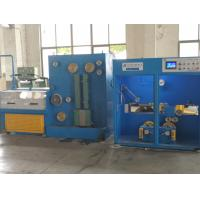 17 DWT Customized Wire Drawing Machine High Durability Customize Automatic Double Spooler Manufactures