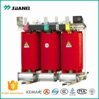 Voltage Cast Resin Dry Type Power Transformer 200kva Outdoor Distribution Transformer Manufactures