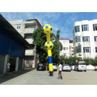 Commercial Inflatable Advertising Products Inflatable Dance Man , Physics Cup Manufactures