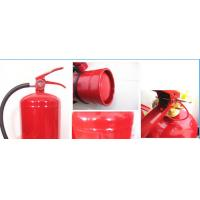 Easy operate Dry Powder Fire Extinguisher 8kg 75% ABC 20% BC 40% BC Fire Extinguisher Manufactures