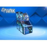 Philippines Indoor Electronic Commercial Coin Operated Shooting Arcade Basketball Game Machine for Children Manufactures