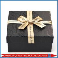 Glossy Spot UV Varnish Custom Design Color Matte Print Paper Gift Box Lid Base Style Manufactures