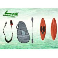 China knee kayak racing paddle board surfboards for fishing / surfing , 9'6x32.7x7.88 on sale