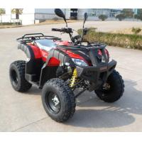 CVT Red 200CC ATV Quad Bike Four Wheels With Balanced Bar Manufactures