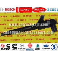 BOSCH COMMON RAIL INJECTOR,BOSCH INJECTOR0445110291FOR FAW CA4DC ENGINE 3.0D 1112010-55D Manufactures