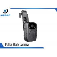64GB WIFI Portable Body Camera , DVR Infrared Police Body Worn Video Camera Manufactures