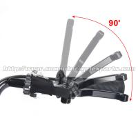 CNC Anodized Motorcycle Brake Clutch Lever Motorcross Dirt Bike Clutch Lever Manufactures