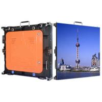China Remote Control P5 Rental LED Display Outdoor Full Color Light Weight on sale