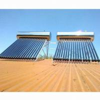 Integrative pressurized solar water heater, 1.5mm frame thickness Manufactures