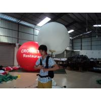 Nylon Cloth Inflatable Advertising Balloons / Colourful Balloon Bag Manufactures