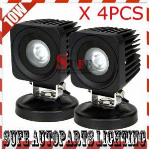 10W 800LUM Cree LED Work light 4X4 Offroad,Truck Boat Jeep Light,Led Spot/Flood Light Fog Manufactures
