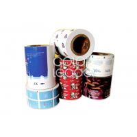 China Flexible Solventless Food Packaging Films For Ziplock Pouches on sale