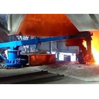 China Robotic arm for feeding scrap material into IF induction furnace on sale