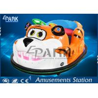 Quality Professional 12V Kids Bumper Car With Intelligent Power Display Function for sale