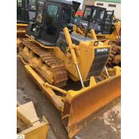 New Track 4.5M3 Used Shantui Bulldozer SD16 With C6121 Engine 120kw Manufactures