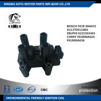BOSCH F01R 00A025 A113705110EA DELPHI 0221503465 CHERY F01R00A025 F01R00A036 Car Ignition System Coil Manufactures